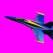 Et vous ? De quel couleur voyez-vous cet avion ? Or et Blanc ? Bleu et Rose ?