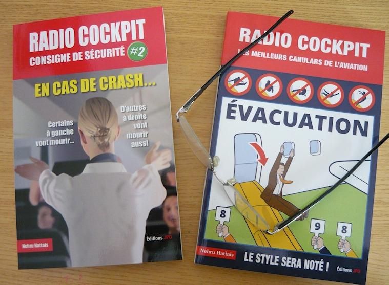 Bundle livres Radiococpkit