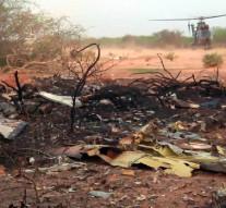 ebola crash mali