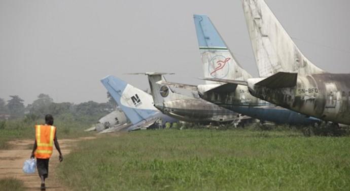 Abandoned-planes