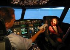 bébé pilote
