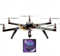 drone préservatif