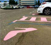 Après les parkings pour handicapés, Aéroports de Paris s'essaye aux parkings pour femmes